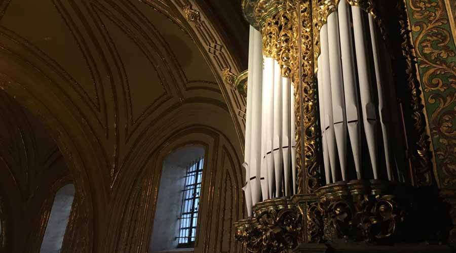 Anuncian concierto en el órgano histórico de la Soledad