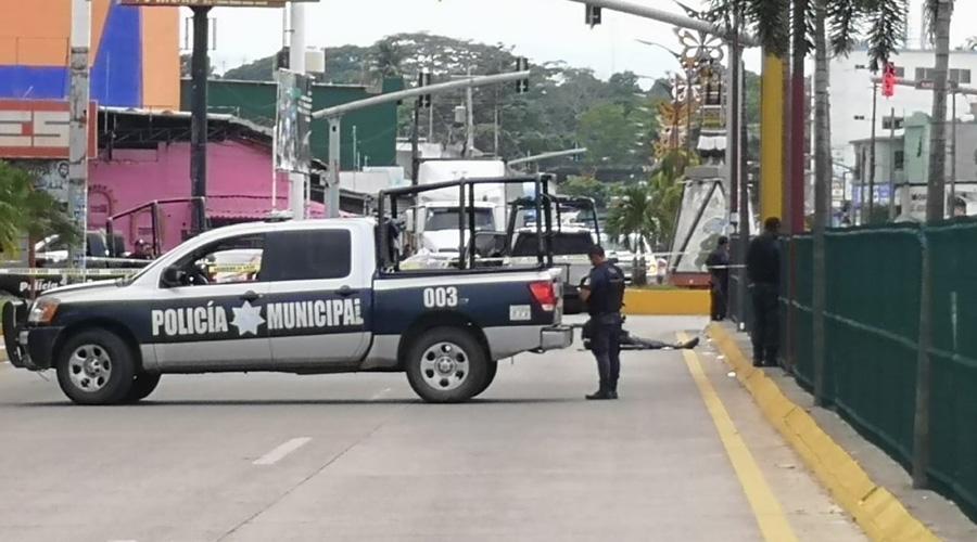 Asesinan a hombre en Tuxtepec