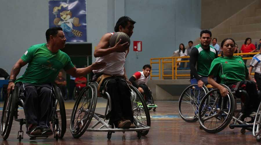 Se realizará el cuarto Torneo de Basquetbol sobre silla de ruedas 2019
