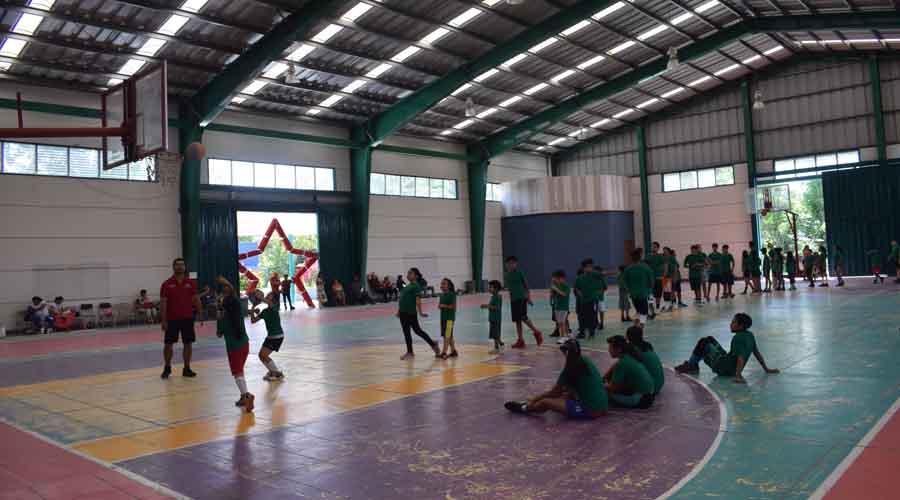 Concluye clínica de Baloncesto Lógico 2019