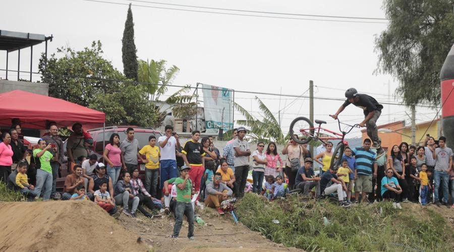 """Se realizará la competencia nacional de BMX Freestyle """"Nunrrua Dirt Contest"""" 2019"""
