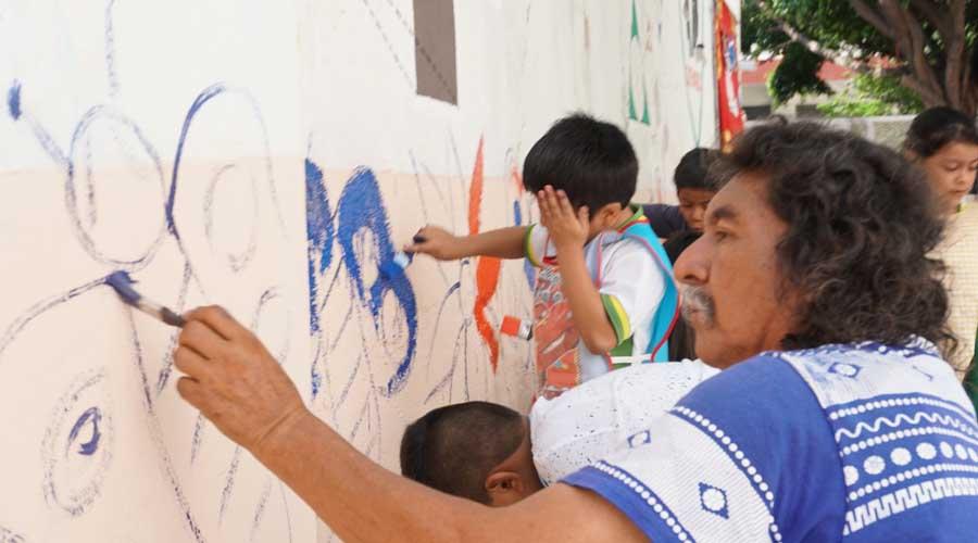 Buscan rescatar el zapoteco en Juchitán