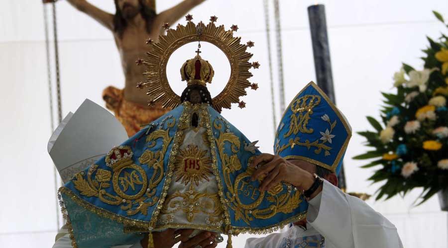 Piden a la Virgen de Juquila interceder por la paz de familias | El Imparcial de Oaxaca