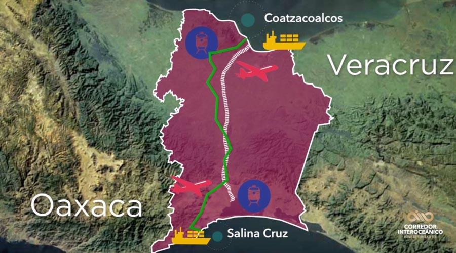Comunidades del Istmo se amparan contra el Corredor Interoceánico