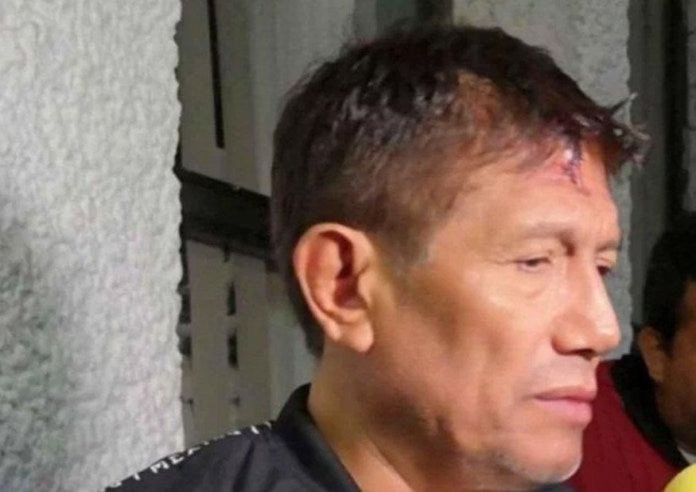 Difunde Juan Osorio fotografías de los asaltantes que entraron a su casa | El Imparcial de Oaxaca