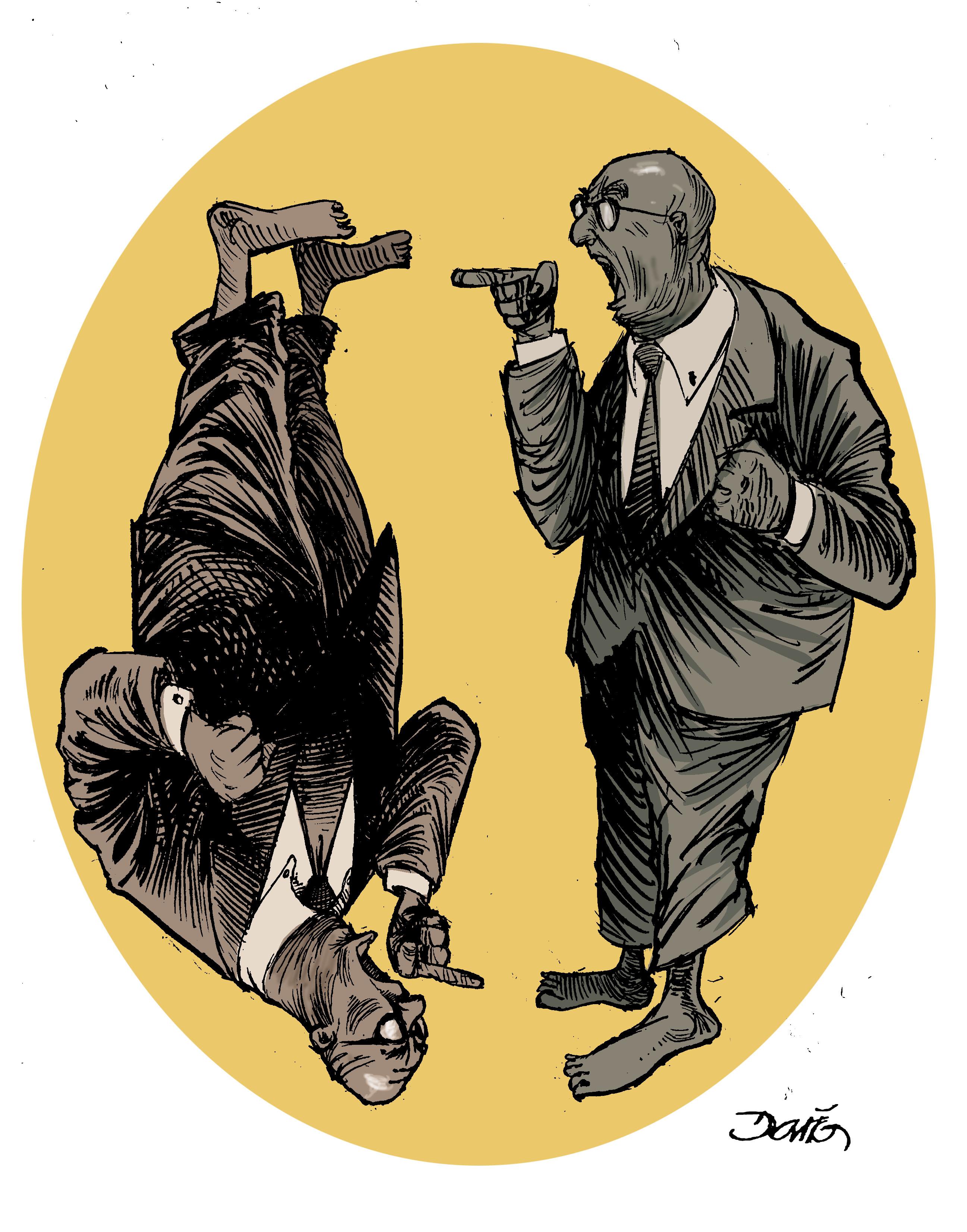 Diferencias partidarias | El Imparcial de Oaxaca