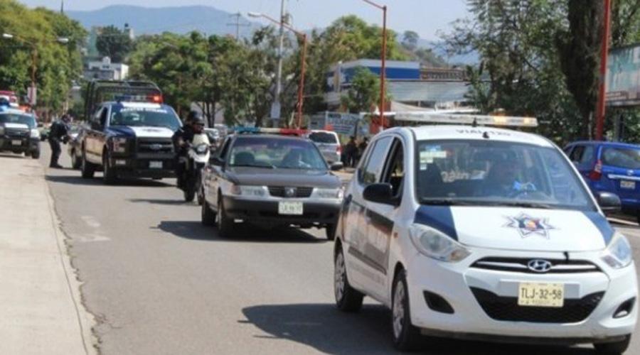 Aseguran en la Mixteca a dos sujetos en operativo | El Imparcial de Oaxaca