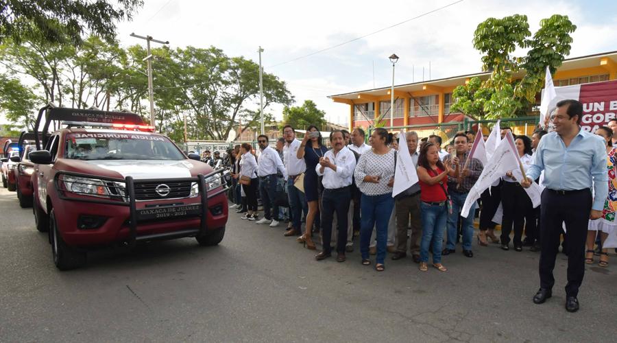 Viola normas del  Fortaseg edil de Oaxaca de Juárez | El Imparcial de Oaxaca