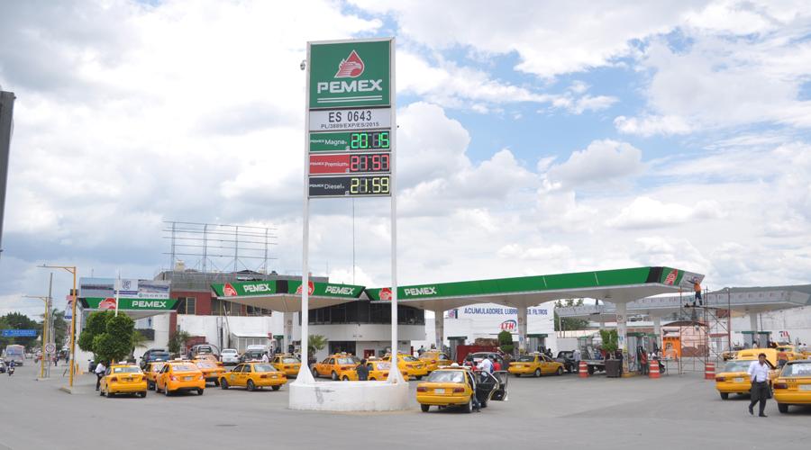 Gasolina es más cara en zona metropolitana de Oaxaca | El Imparcial de Oaxaca