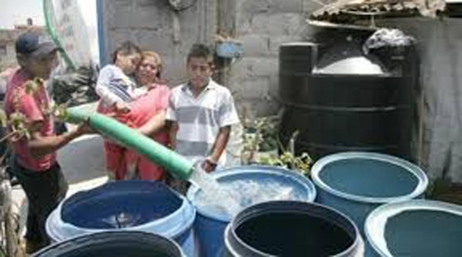 Buscan mejorar servicio de agua en comunidades mixtecas | El Imparcial de Oaxaca