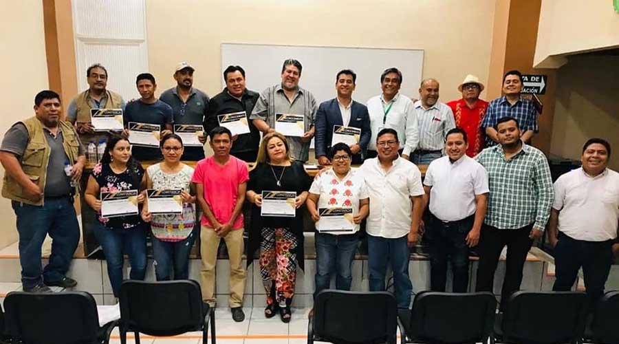 El CESEEO impulsa profesionalización de trabajadores de medios de información | El Imparcial de Oaxaca
