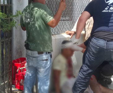 Atropellan a motociclista en Salina Cruz