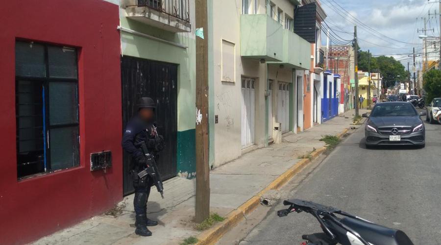 Después de 20 horas, rescatan a joven secuestrado en calle del Centro Histórico