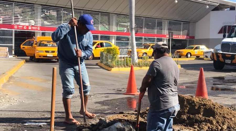 El sistema de agua potable del Istmo en bancarrota por fugas de dinero | El Imparcial de Oaxaca