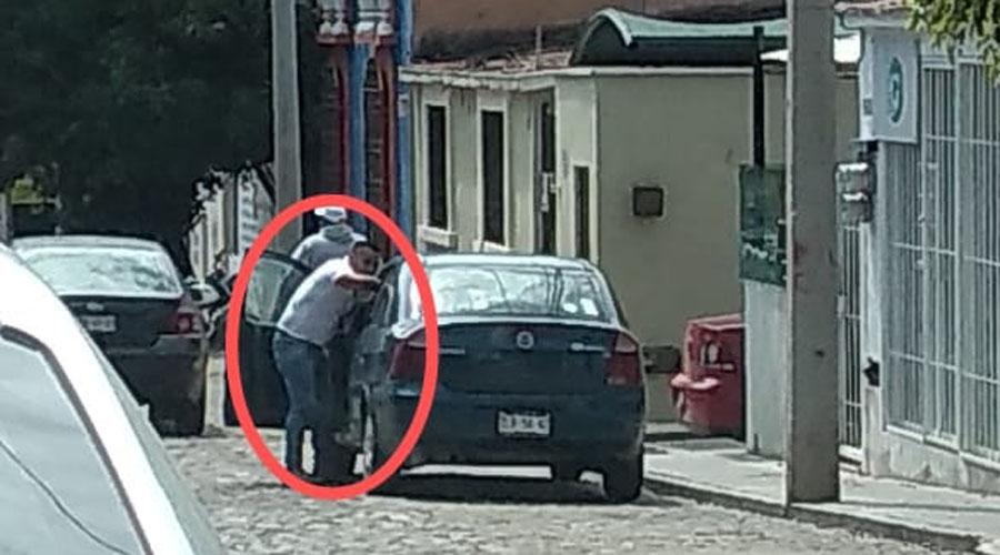 Asaltos, robos y extorsiones en Oaxaca