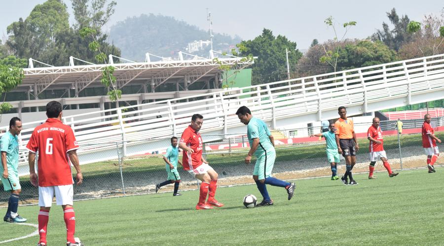Se realizará la semifinales del torneo de futbol del Día del Taxista