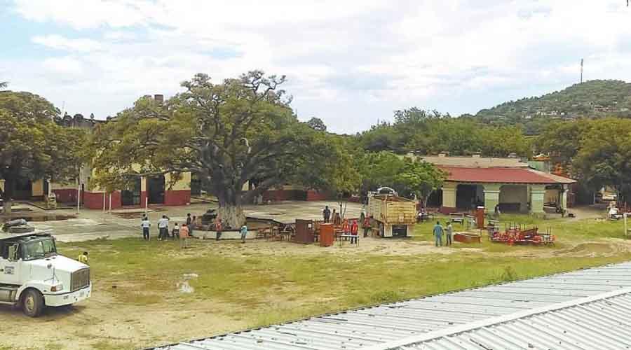 Escuelas públicas del Istmo, afectadas tras paso lento de reconstrucción | El Imparcial de Oaxaca