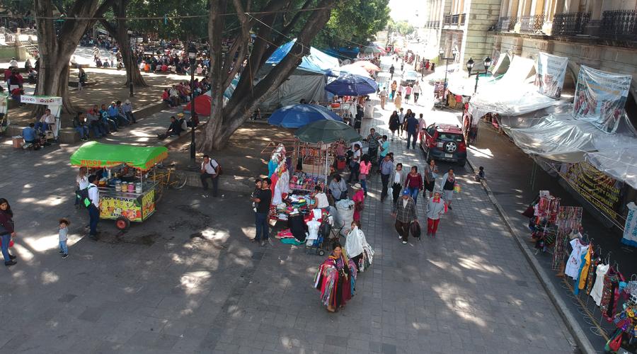 Oaxaca, con 75.2% de informalidad laboral | El Imparcial de Oaxaca