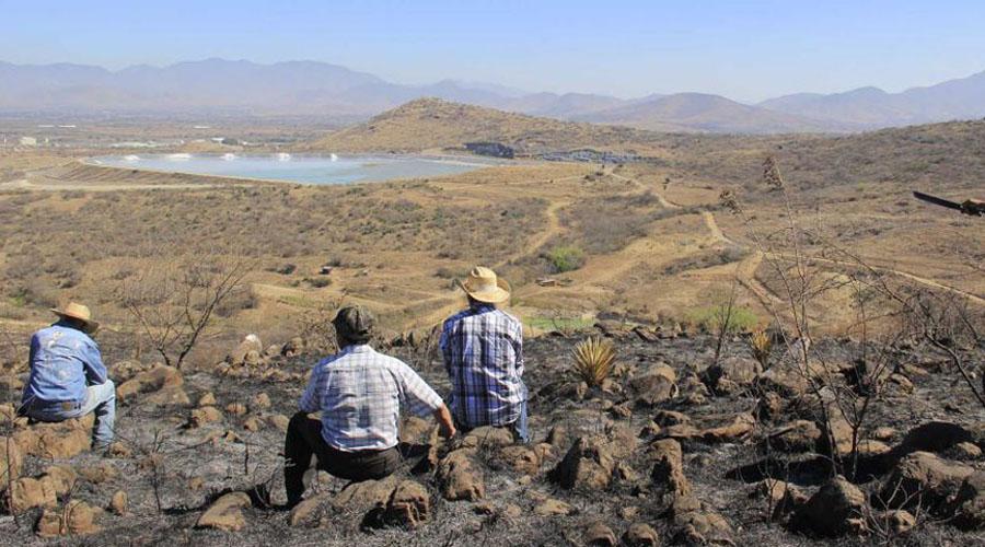 Refrendan oposición a proyectos mineros en Oaxaca | El Imparcial de Oaxaca