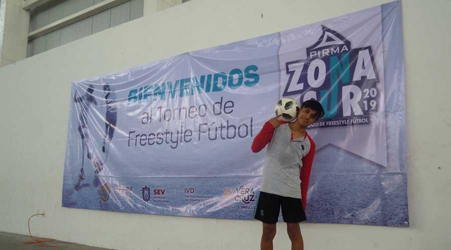 Oaxaqueños se lucieron en Veracruz en el Torneo Nacional Zona Sur 2019