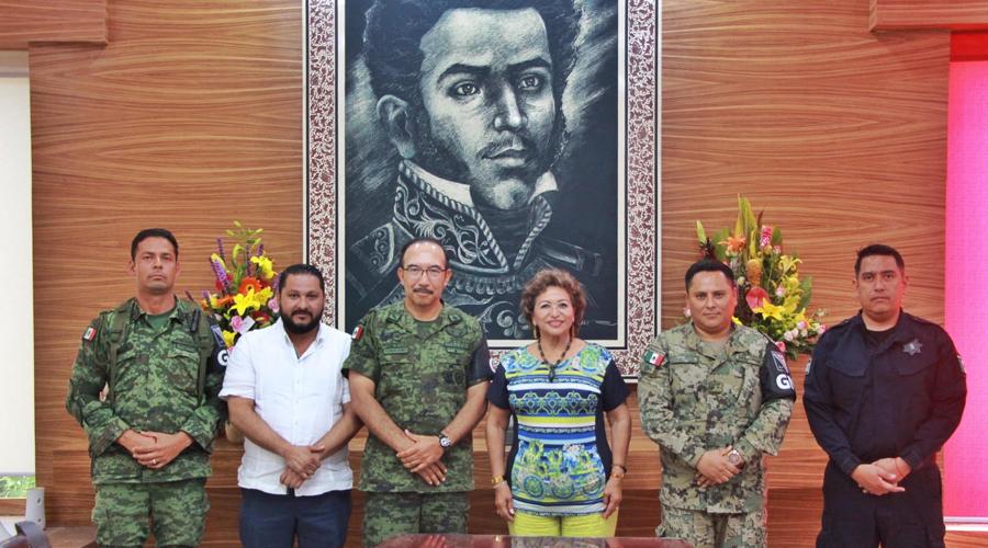 Lo de Candela, con presencia en los altos mandos | El Imparcial de Oaxaca