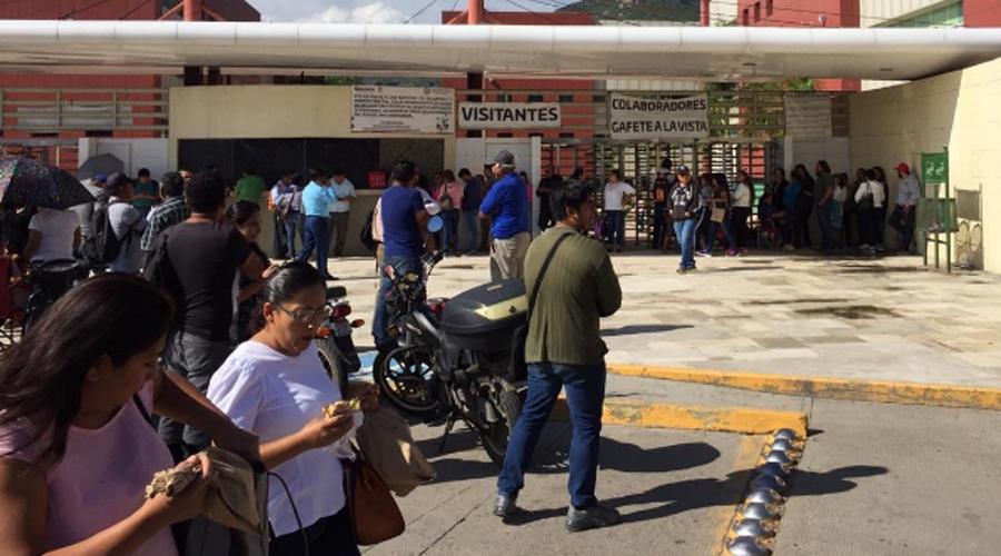 Paraliza STEUABJO Ciudad Administrativa | El Imparcial de Oaxaca