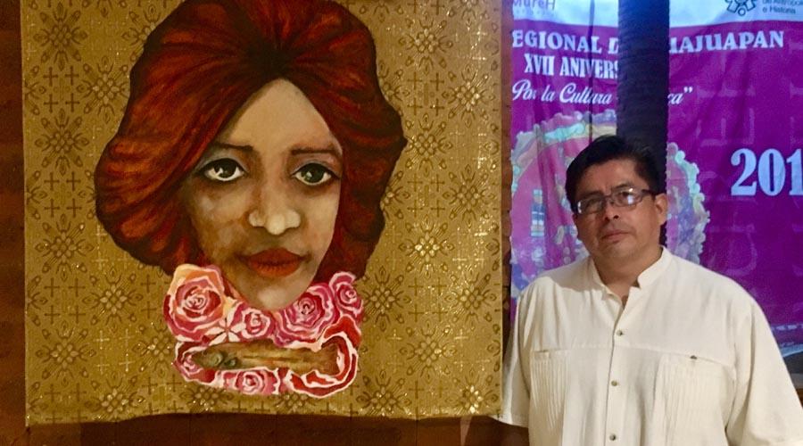 Inauguran Mujeres  Reliquias en el MureH