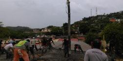 Incumplen con reconstrucción de escuelas en Salina Cruz