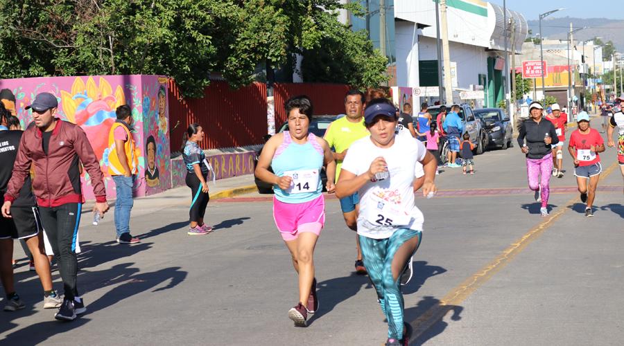 Convocan IMSS Tlacolula a su Gran Carrera Atlética | El Imparcial de Oaxaca