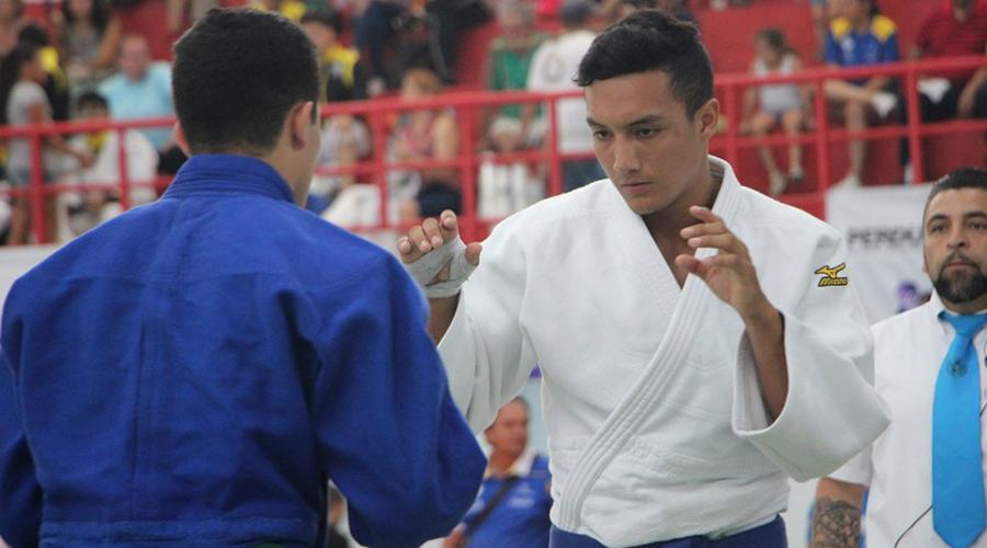 Judokas oaxaqueños listos para combatir
