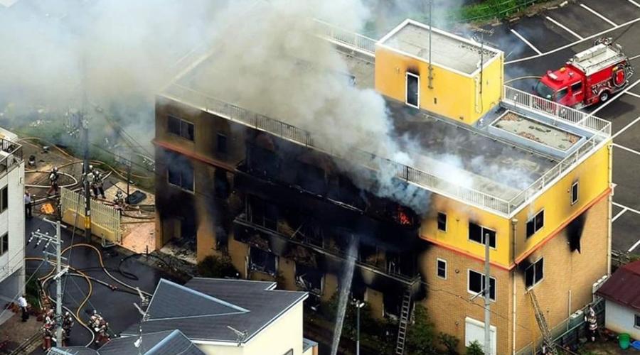 Incendio intencional en estudio de anime deja más de 30 muertos en Japón | El Imparcial de Oaxaca