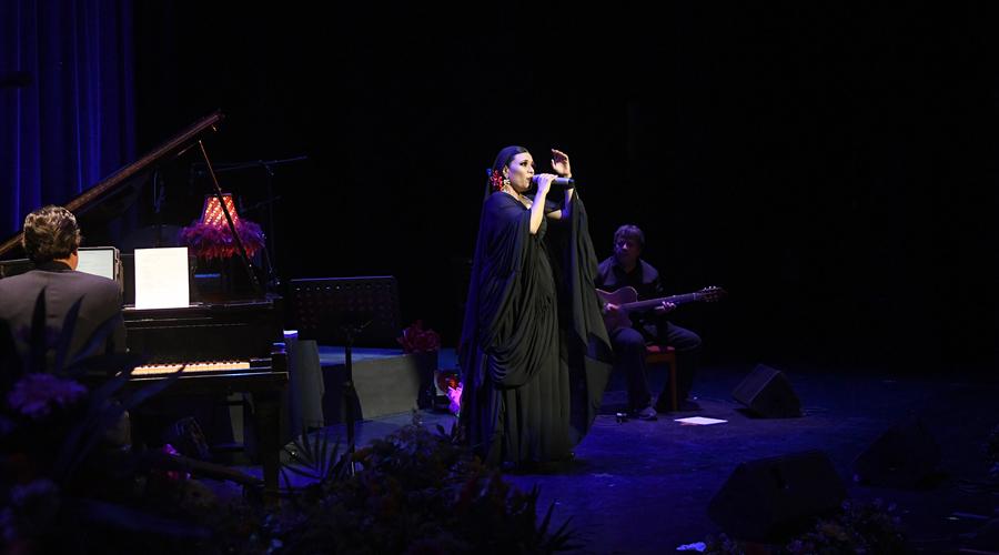 Geo Meneses sana con su música al mal de amores