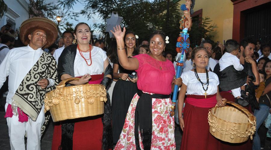 Inician las fiestas de la Guelaguetza