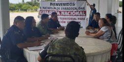 Llega a Juchitán la Guardia Nacional