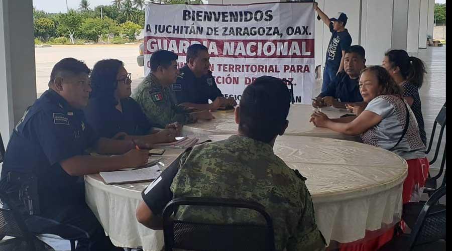 Llega a Juchitán la Guardia Nacional | El Imparcial de Oaxaca