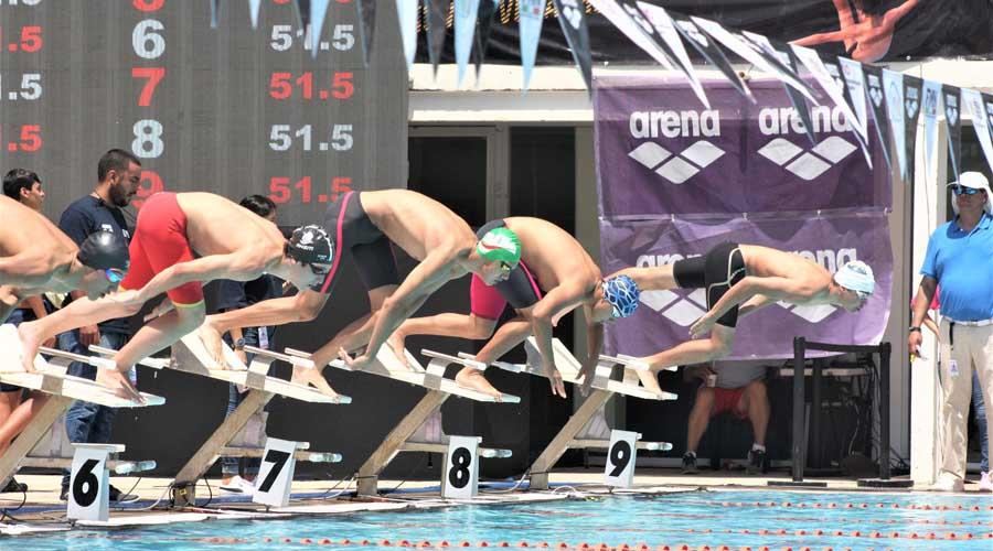 Oaxaqueños empiezan a coronarse en el Campeonato Nacional de Natación