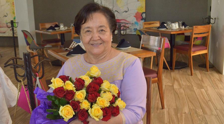 ¡Qué cumplas muchos años más, Luz María! | El Imparcial de Oaxaca