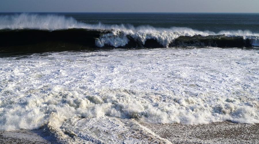 Playa abierta, una zona de alto riesgo en Salina Cruz