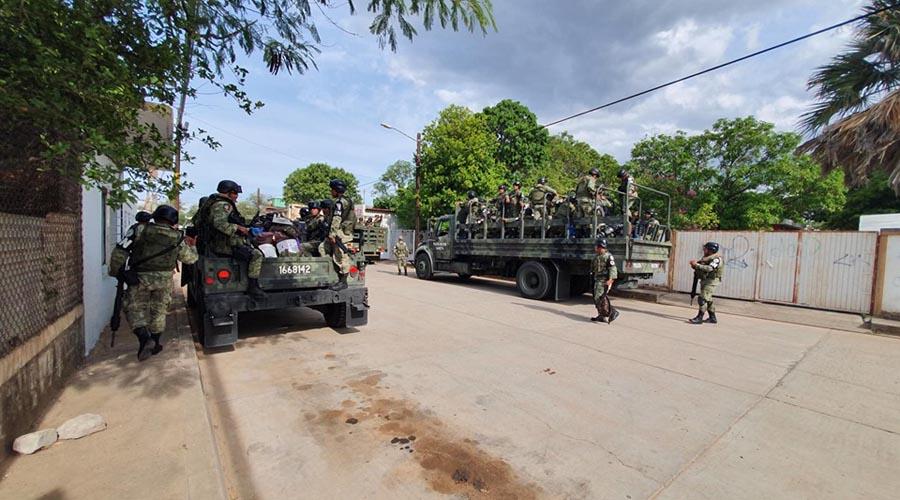 Llega la Guardia Nacional a Santo Domingo Tehuantepec