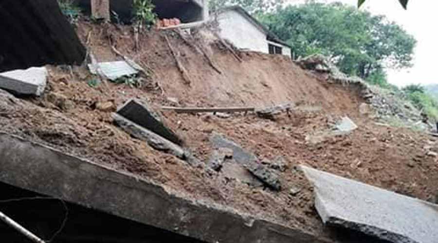 Lluvias afectan a comunidad mixe | El Imparcial de Oaxaca