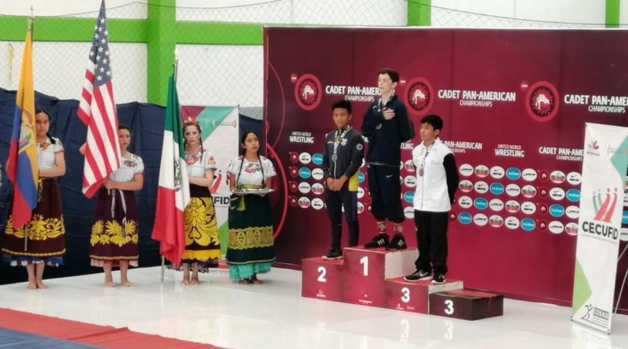 Oaxaqueños ganan el bronce en el Campeonato Panamericano de Cadetes