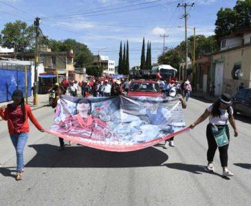 Antorcha Campesina exige atención a sus demandas en Oaxaca