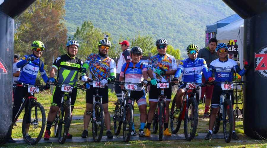 Conquista el Maratón de MTB Hierve el Agua 2019
