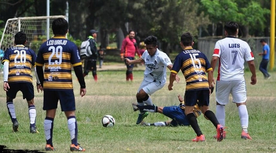 Comienzan los partidos en la Liga Mayor A Oaxaca