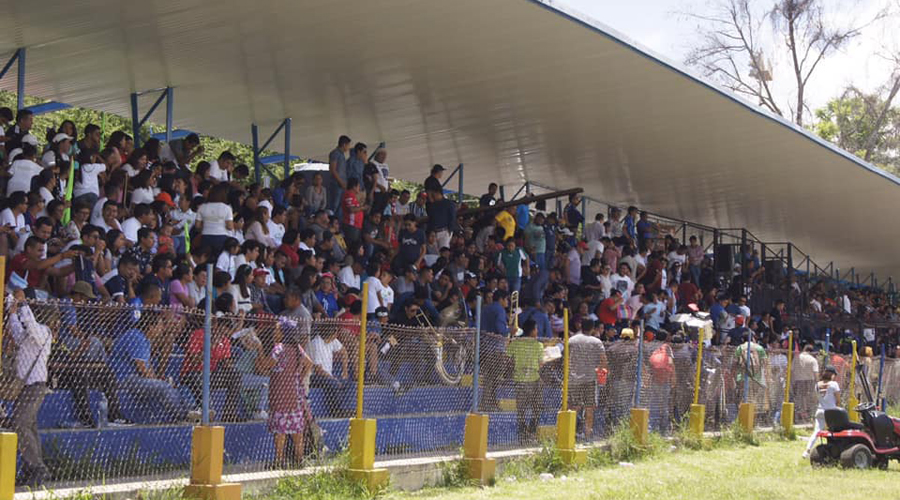 Carneros Acreimex se impone en la Liga Mayor A Oaxaca