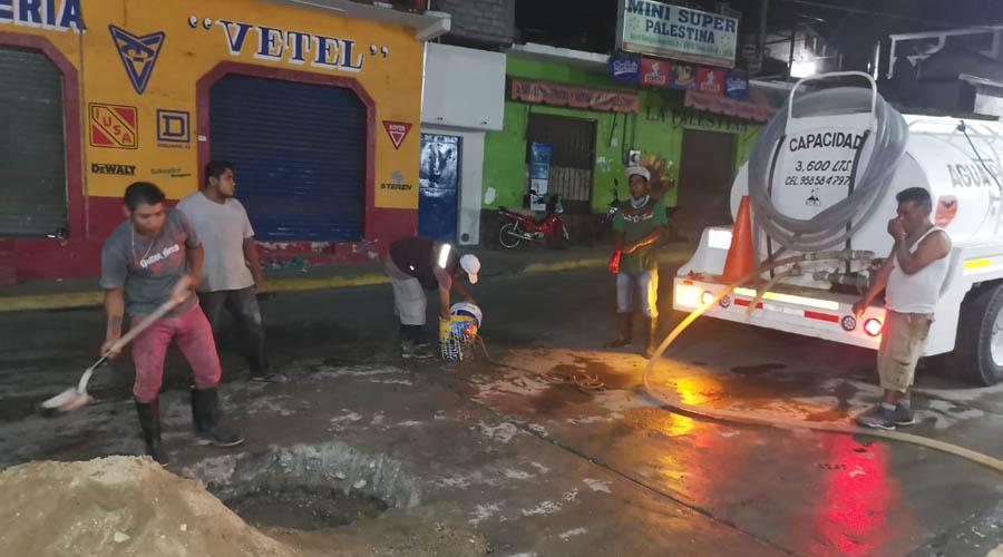 Negocios obstruyen drenaje en Pochutla   El Imparcial de Oaxaca