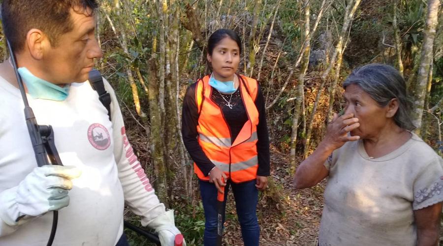 Equipo de Protección Civil de Huautla, listo para cualquier emergencia