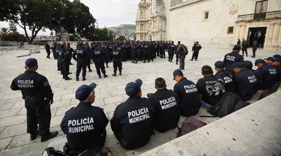 Señalan irregularidades en equipo policíaco de Oaxaca | El Imparcial de Oaxaca