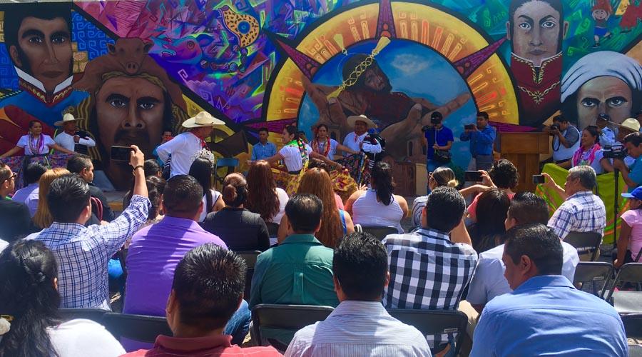 Plasman 207 años de  historia de Huajuapan de León, Oaxaca