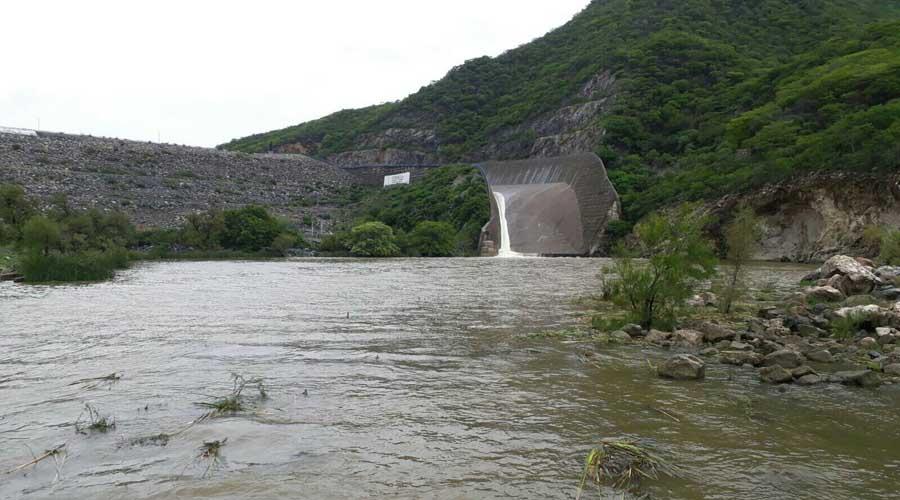 """Preocupa la poca recuperación de la presa """"Benito Juárez"""" en el Istmo"""